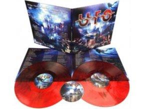 UFO - A Conspiracy Of Stars (Red+Black Vinyl) (LP + CD)