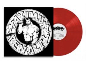 MAXIMUM PENALTY - Demo 89 (Blue Vinyl) (LP)