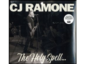 CJ RAMONE - The Holy Spell (LP)