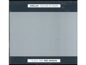 SHELLAC - The End Of Radio (LP)