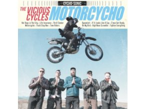 VICIOUS CYCLES - Motorpsycho (Red/Baby Blue Galaxy Vinyl) (LP)