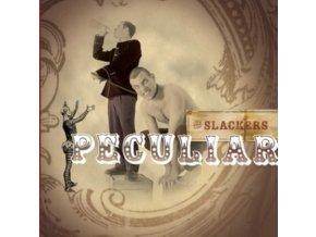 SLACKERS - Peculiar (Electric Blue Vinyl) (LP + 7)