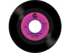 "DEE EDWARDS - Put The World On Hold (7"" Vinyl)"