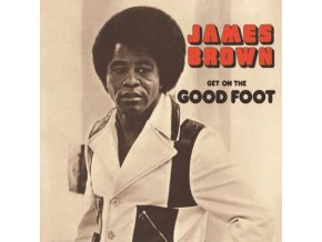JAMES BROWN - Get On The Good Foot (LP)