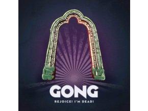 GONG - Rejoice! Im Dead! (LP)