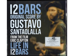 ORIGINAL SOUNDTRACK - 12 Bars (Coloured Vinyl) (LP)