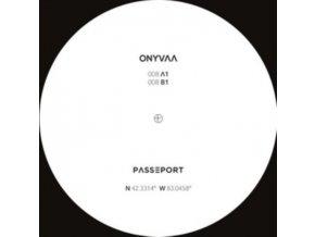 "ONYVAA - Passeport008 (12"" Vinyl)"