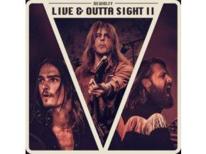 DEWOLFF - Live & Outta Sight Ii (LP)