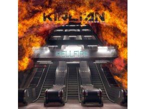 """KIRLIAN CAMERA - Hellfire (12"""" Vinyl)"""
