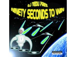 DJ TEDU - Ninety Seconds To Win (LP)