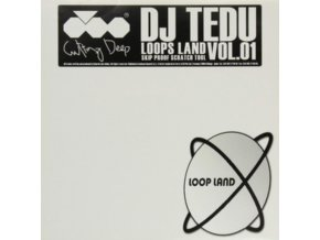 DJ TEDU - Skip Proof Scratch Tool Vol. 1 (LP)