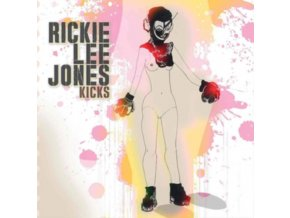 RICKIE LEE JONES - Kicks (LP)