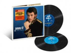 JOHNNY HALLYDAY - Olympia 67 (LP)