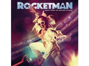 ORIGINAL SOUNDTRACK / TARON EGERTON & CAST - Rocketman (LP)