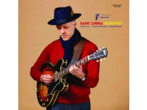 SAMI LINNA QUARTET - Sami Linna Quartet (LP)