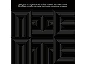 IL GRUPPO DIMPROVVISAZIONE NUOVA CONSONANZA - Niente (Feat. Ennio Morricone) (LP)