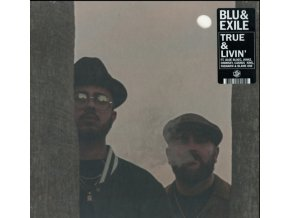 BLU & EXILE - True & Livin (LP)