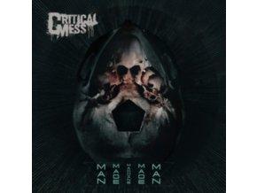 CRITICAL MESS - Man Made Machine Made Man (LP)