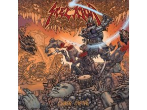 SKELATOR - Cyber Metal (LP)