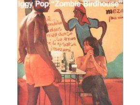 IGGY POP - Zombie Birdhouse (Limited Orange Vinyl) (LP)