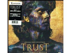 ORIGINAL SOUNDTRACK / JAMES LAVELLE - Trust (LP)