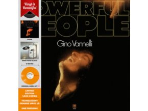 GINO VANNELLI - Powerful People (LP)