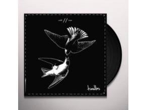 "TREADLES - Cold / Iron (7"" Vinyl)"