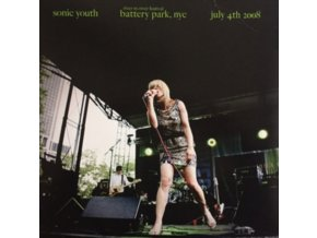 SONIC YOUTH - Battery Park. Nyc: July 4Th 2008 (LP)