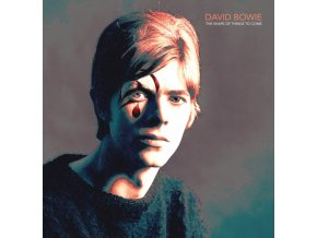 """DAVID BOWIE - The Shape Of Things To Come (Red Vinyl) (7"""" Vinyl)"""