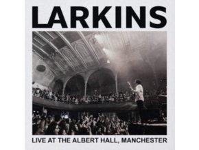 LARKINS - Live At The Albert Hall. Manchester (LP)