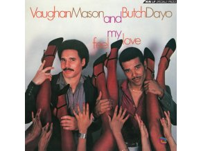 VAUGHAN MASON AND BUTCH DAYO - Feel My Love (LP)