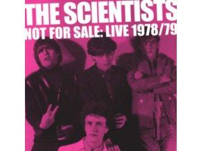SCIENTISTS - Not For Sale: Live 78/79 (LP)