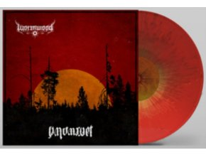 WORMWOOD - Nattarvet (Transparent Red Splatter With Gold Glitter Vinyl) (LP)