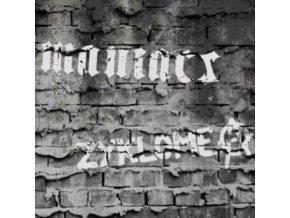 """MANIACS / ZYKLOME A - Split Ep (Black Vinyl Rsd Edition) (7"""" Vinyl)"""