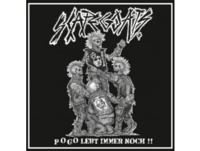 SCAPEGOATS - Pogo Lebt Immer Noch!! (LP + CD)