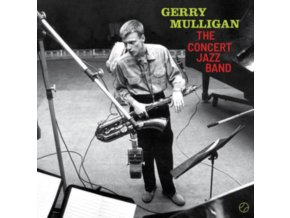 GERRY MULLIGAN - The Concert Jazz Band (LP)