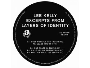"LEE KELLY - Excerpts From Layers Of Identity (12"" Vinyl)"