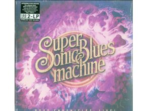 SUPERSONIC BLUES MACHINE - Road Chronicles: Live! (LP)