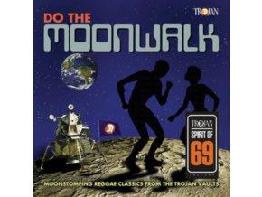 DO THE MOONWALK - Do The Moonwalk (LP)