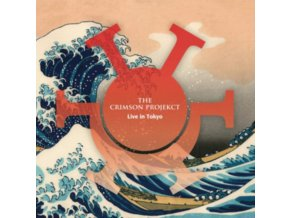 CRIMSON PROJEKCT - Live In Tokyo (2019 Reissue) (LP + CD)