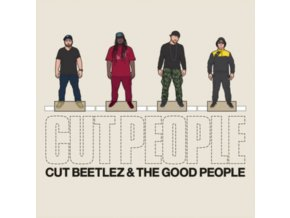 """CUT BEETLEZ - Cut People (12"""" Vinyl)"""