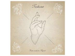 TRERIKSROSET - Kristen Musik Fran Ragsved (LP)