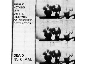 DEAD NORMAL - There Is Nothing Left But The Enjoyment Of Senseless Destruction (LP)