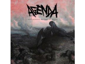 AGENDA - Apocalyptic Wasteland Blues (LP)