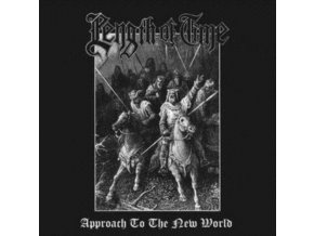 LENGTH OF TIME - Approach To The New World (Violet Vinyl) (LP)