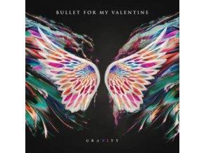 "BULLET FOR MY VALENTINE - Gravity / Radioactive (Blue Swirl Vinyl) (10"" Vinyl)"