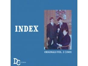 INDEX - Originals Vol. 2 (1969) (LP)