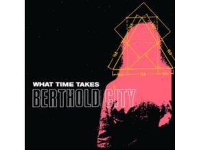 "BERTHOLD CITY - What Time Takes (Teal Vinyl) (7"" Vinyl)"