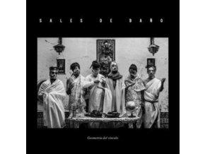SALES DE BANO - Geometria Del Vinculo (LP)