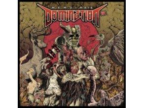 DOMINATION INC. - Memoir 414 (LP)